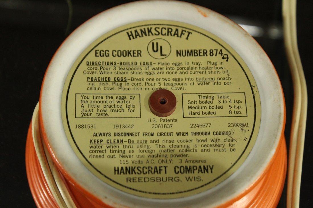 Mid-century modern Egg Cookers Hankscraft - 4