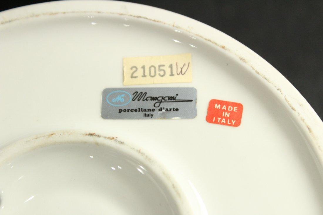 Italian Magmi Porcellane Porcelain Lamp base - 5