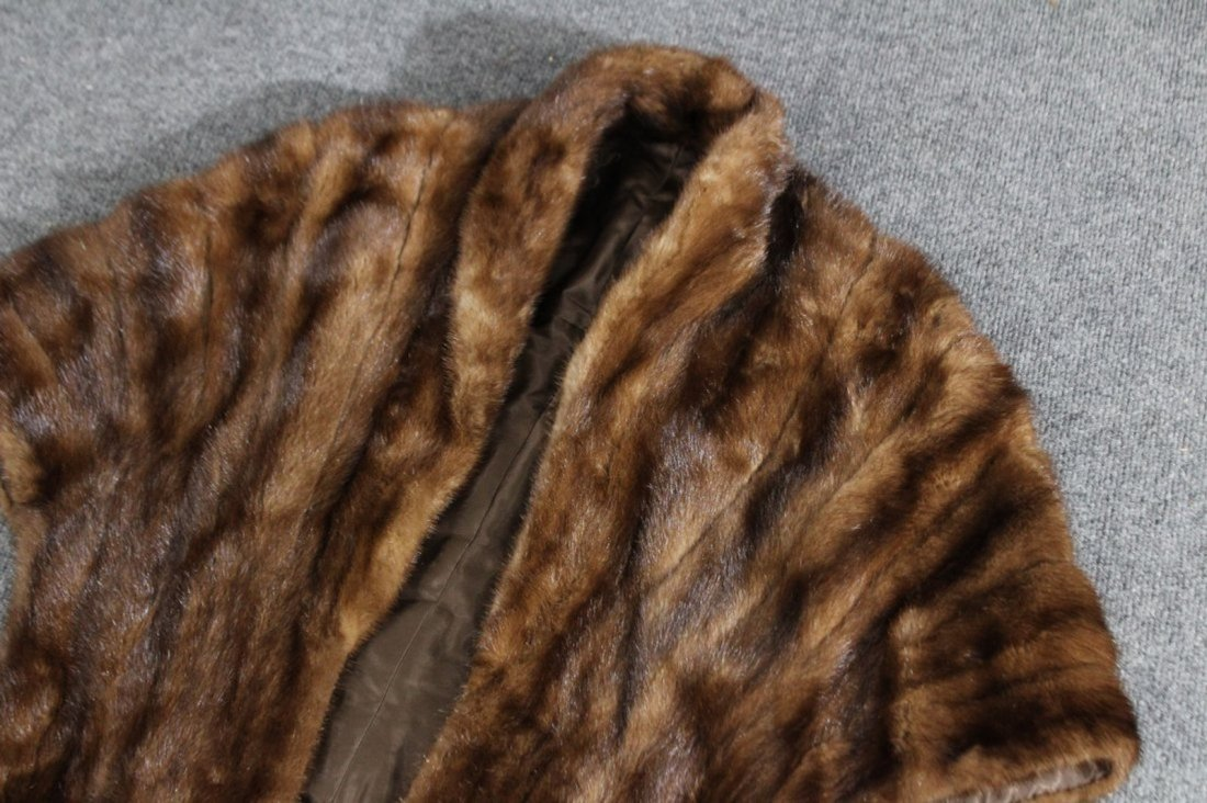 Fur coat, jacket or shrug - 2