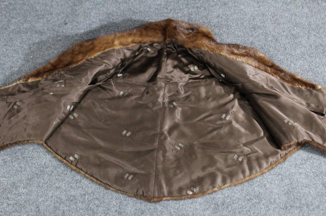 Fur coat, jacket or shrug - 3