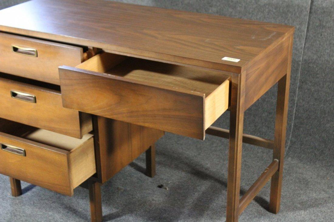 Mid-century Modern Danish Teak Desk - 2