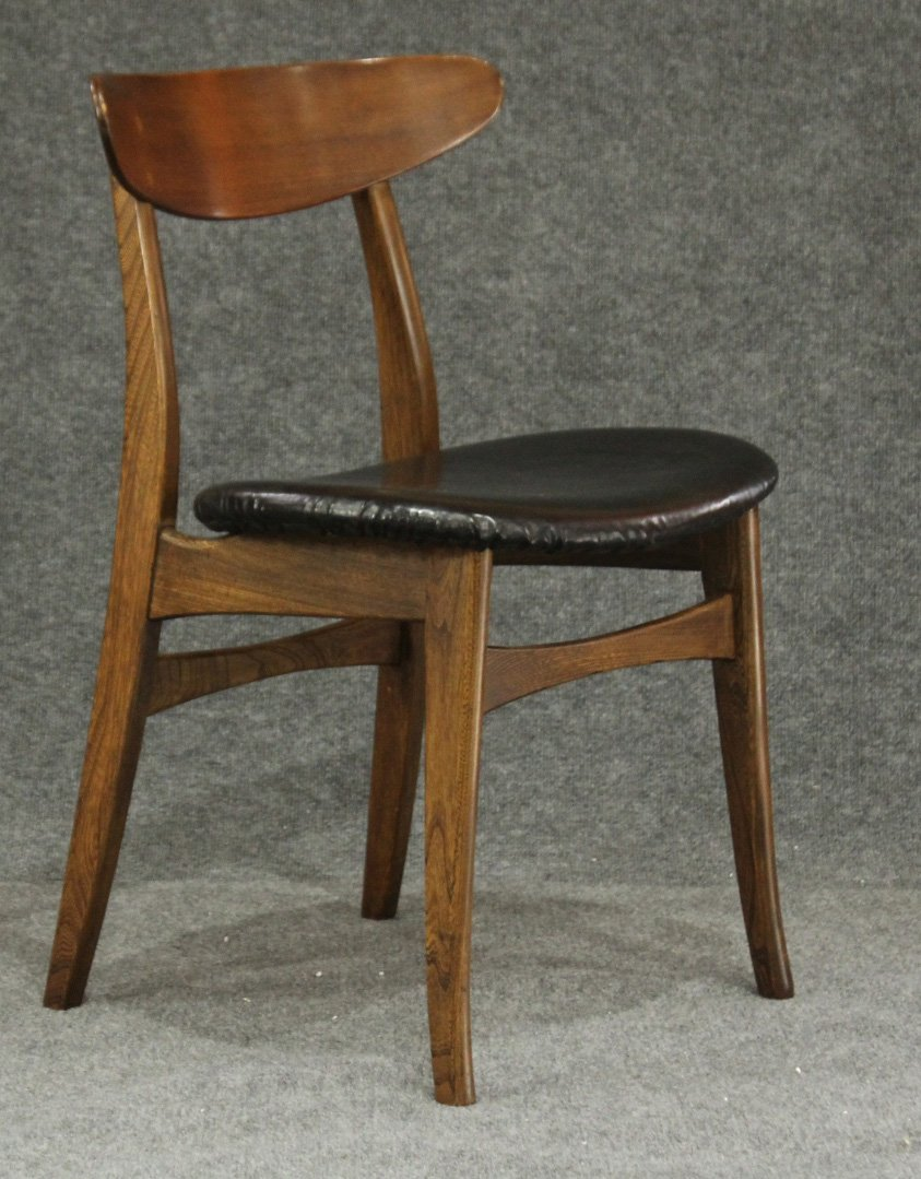 Hans Wegner Style Danish Modern Dining Chair