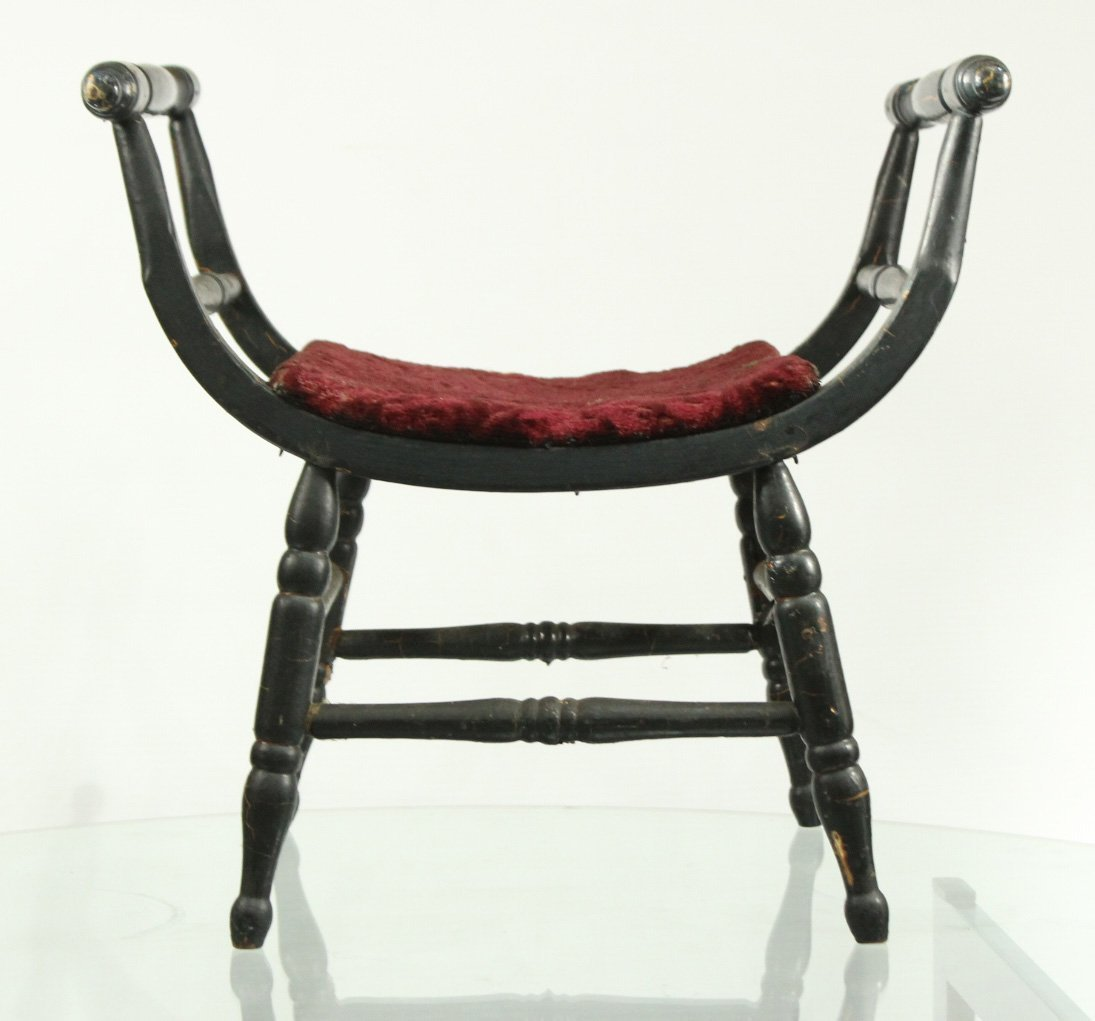 oriental parlor chair small