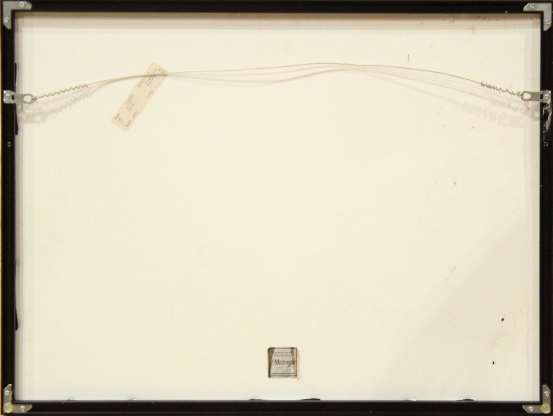 MID CENTURY POP ART ABSTRACT TITLED MIROs CORNER - 8