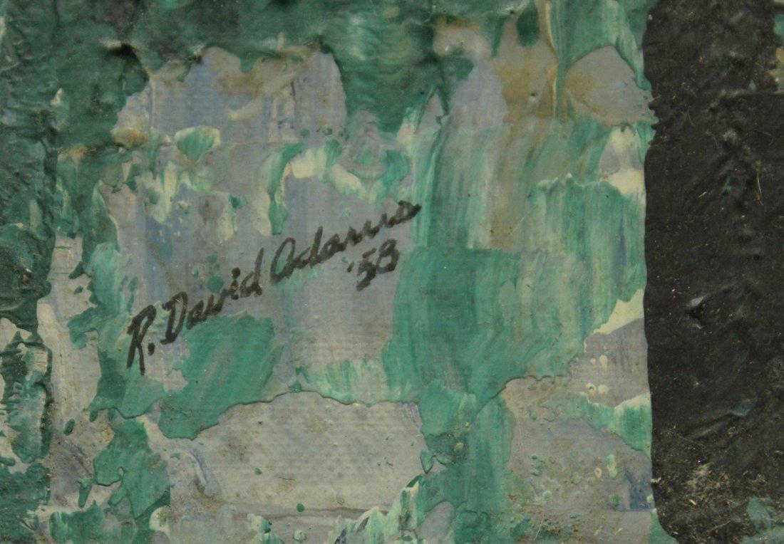ROBERT DAVID ADAMS 1958, B.1925, FLORIDA - LANDSCAPE - 2