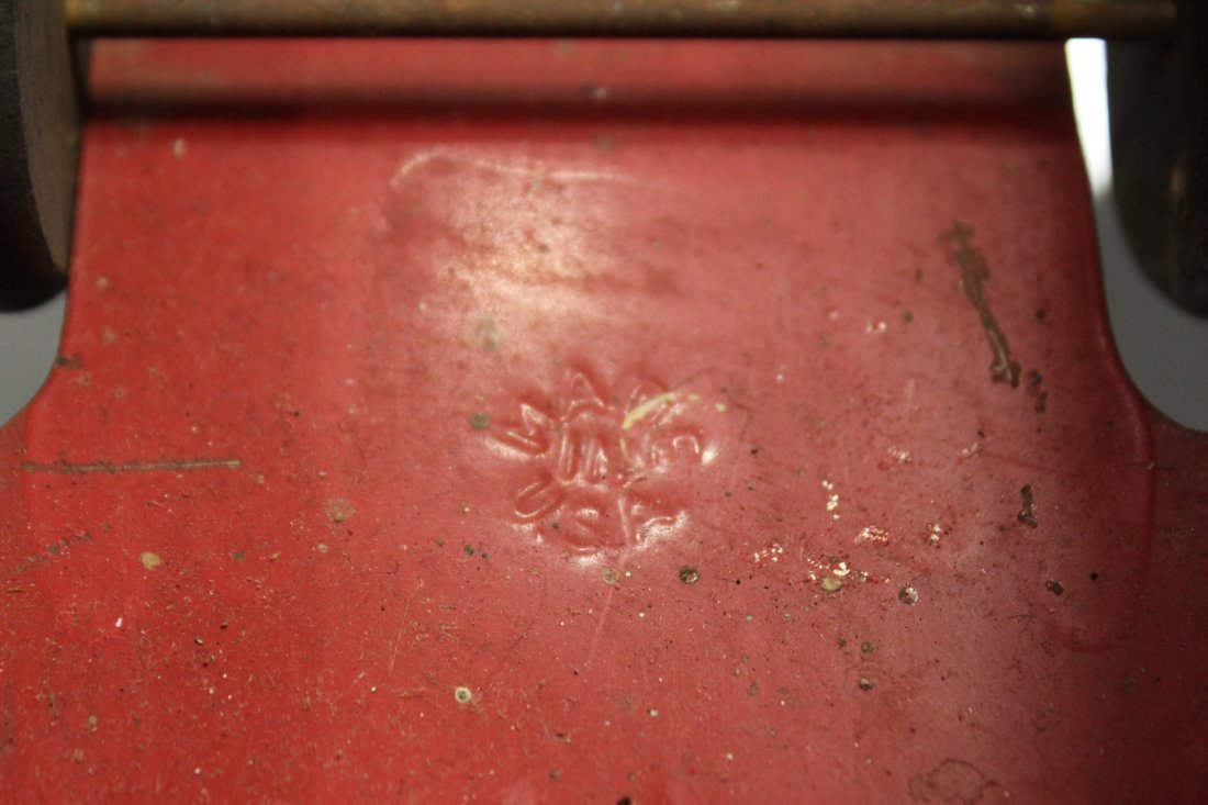 Antique PRESSED STEEL TRUCK ARROW SPECIAL DELIVERY - 7