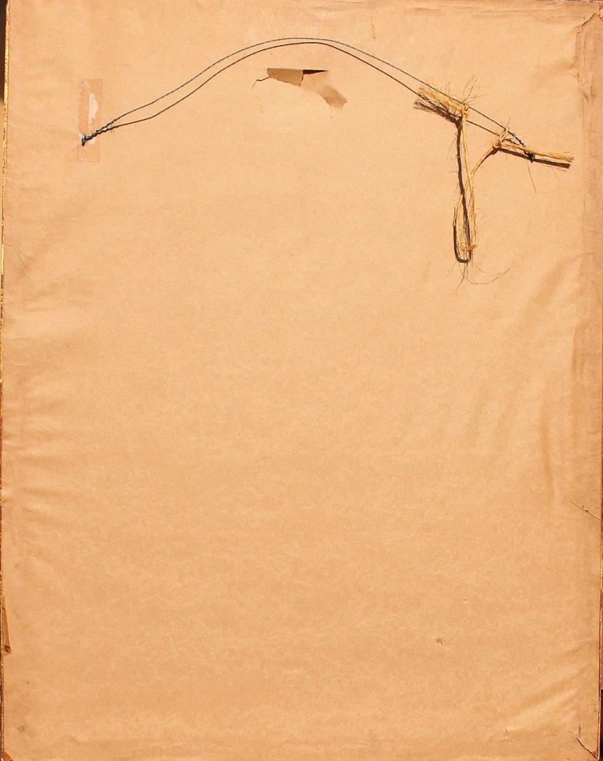 Giandante X  (1900 - 1984) Italy Mid Century PORTRAIT - 5