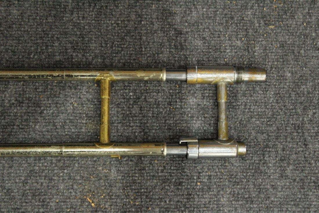 Getzen Trombone T1005 Super Deluxe tone balanced - 7