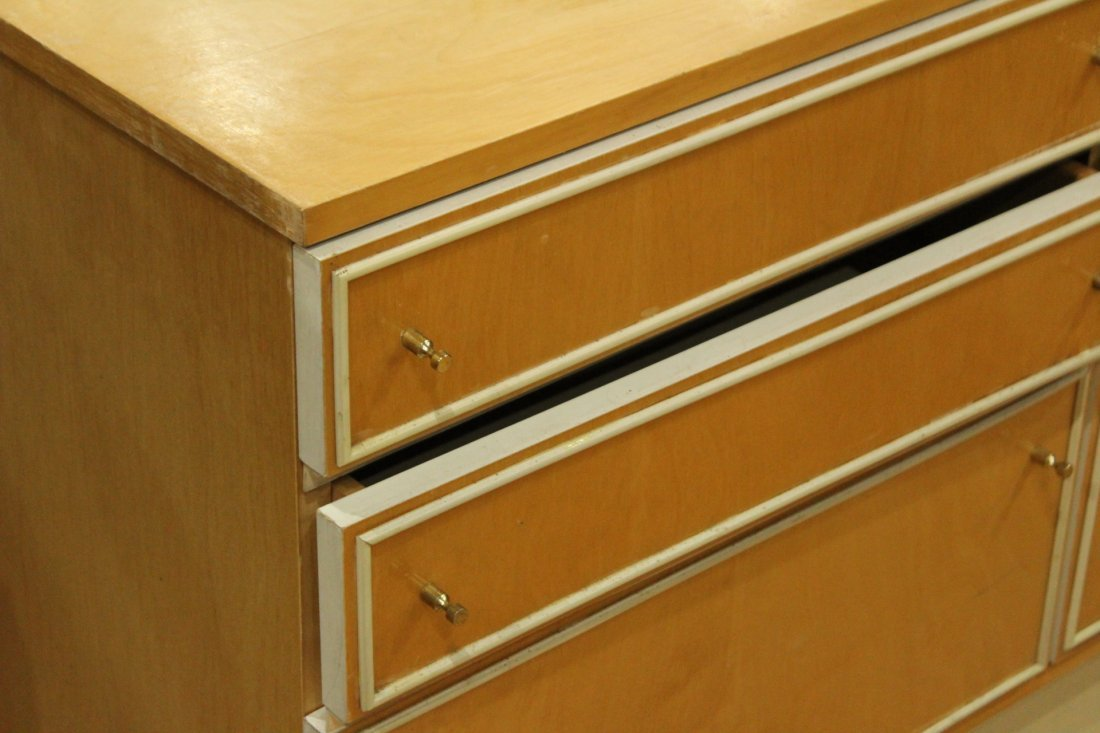 Mid-century Modern dresser set with end tables - 2
