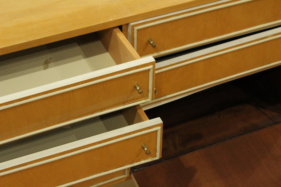 Mid-century Modern dresser set with end tables - 3