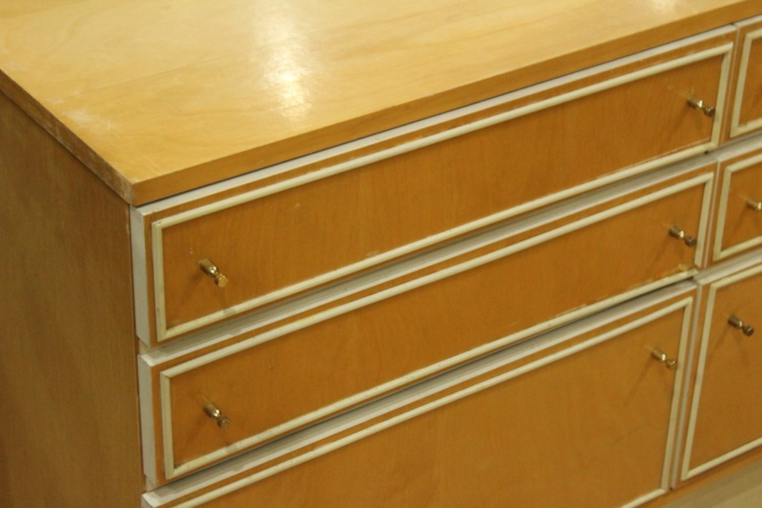 Mid-century Modern dresser set with end tables - 4