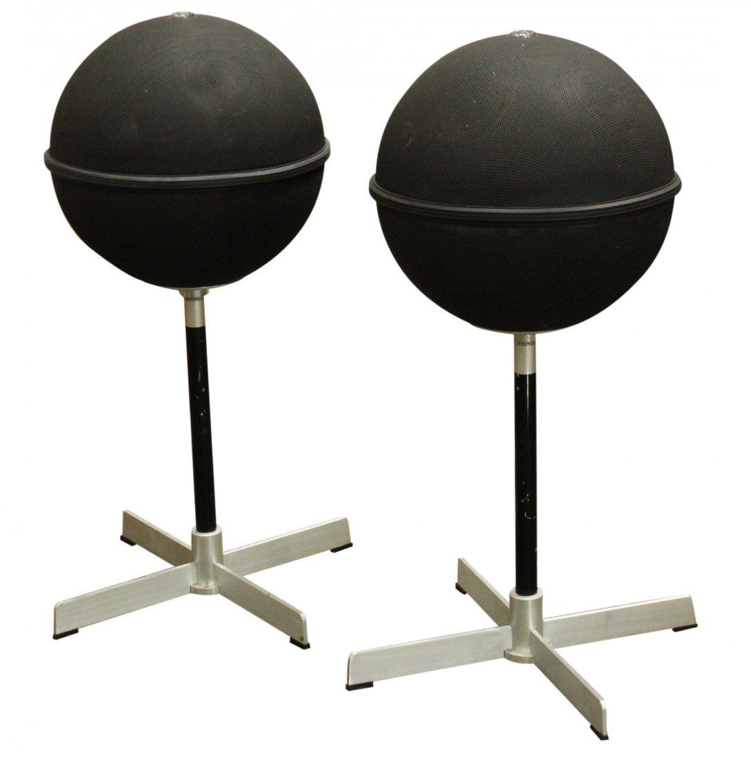 Nivico Globe Speaker Baffle JVC GB-1E