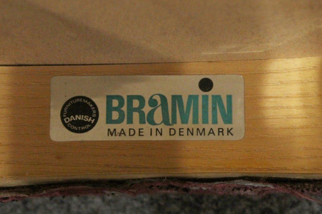 Bramin Denmark Set 4 Danish Mid-Century Modern Chairs - 6