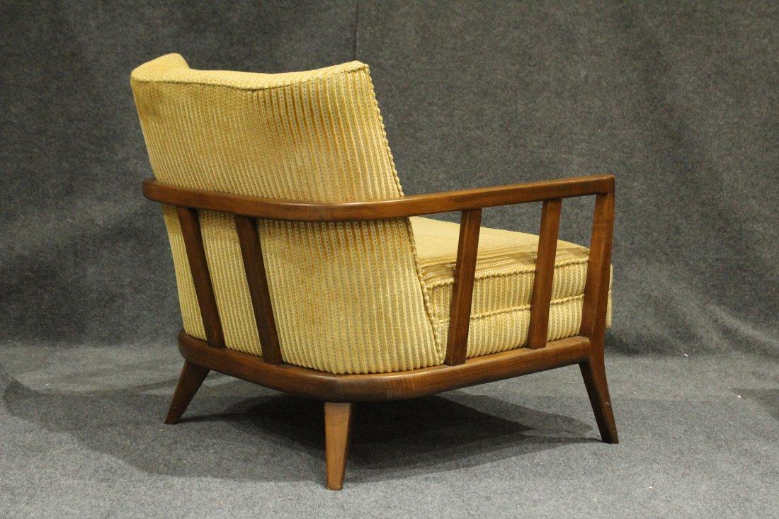 Quality Mid-Century Modern Danish Arm Lounge Chair - 4