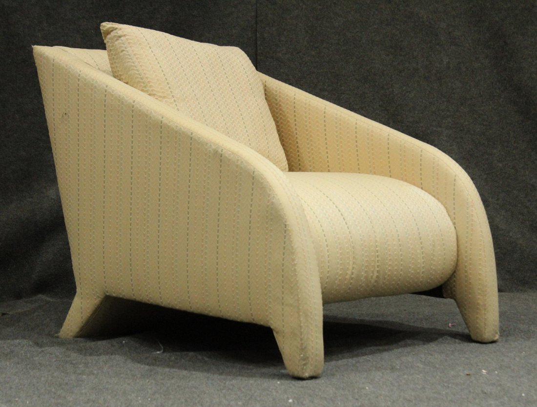 Mid-Century Modern Design Lounge Chair, Great Lines
