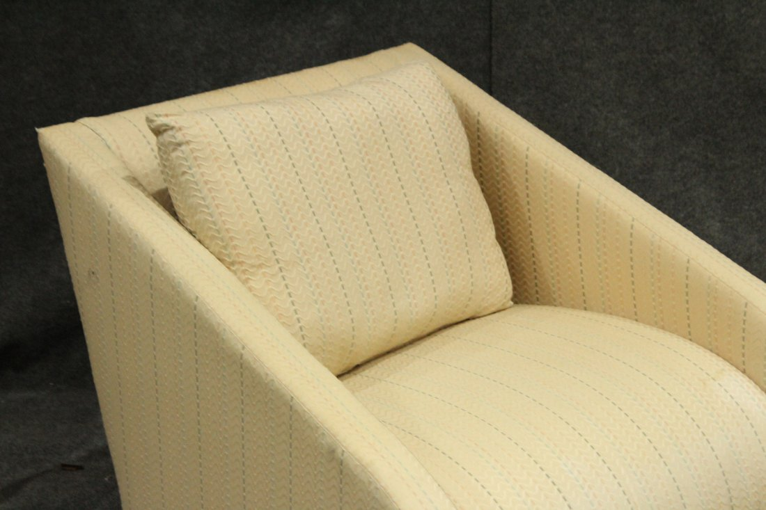 Mid-Century Modern Design Lounge Chair, Great Lines - 2