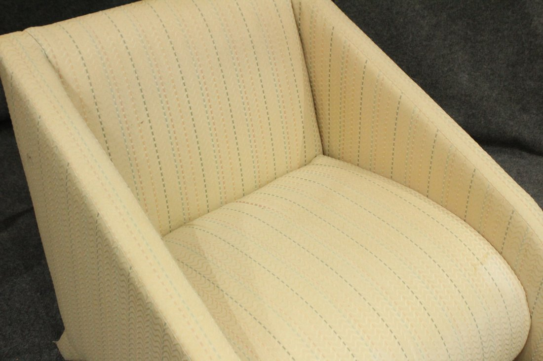 Mid-Century Modern Design Lounge Chair, Great Lines - 4