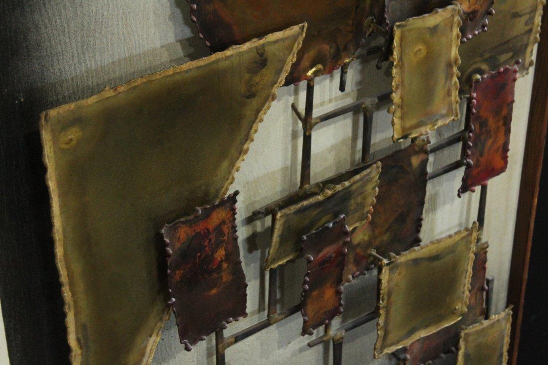 Alex Kovacs 1972, Modernism Metal Dimensional Wall Art - 2