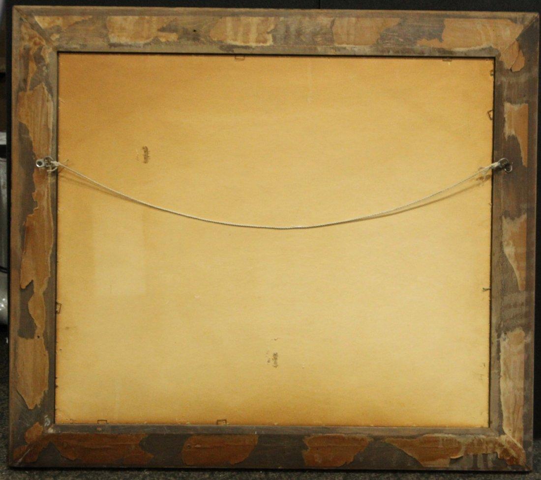 J. Frantz, Oil/B, Landscape With Stream, Signed. - 3