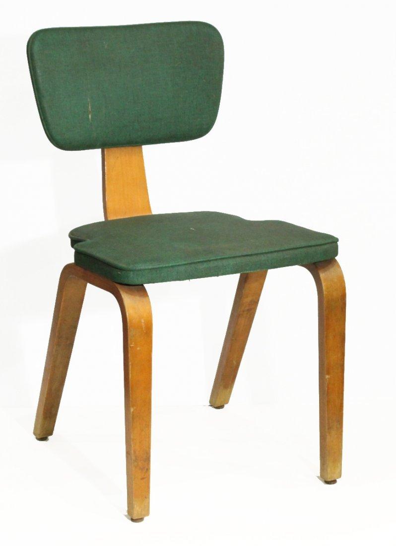 JOE ATKINSON for THONET Mid Century Modern Side Chair