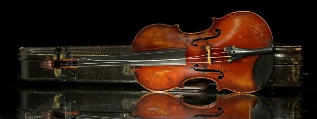 Antique Violin with case