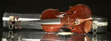 Antique Jean Baptiste Colin Violin with case
