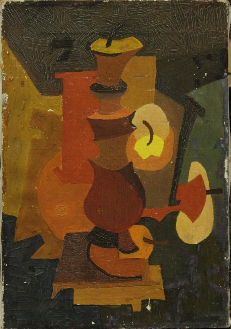 Juan Gris Abstract Painting