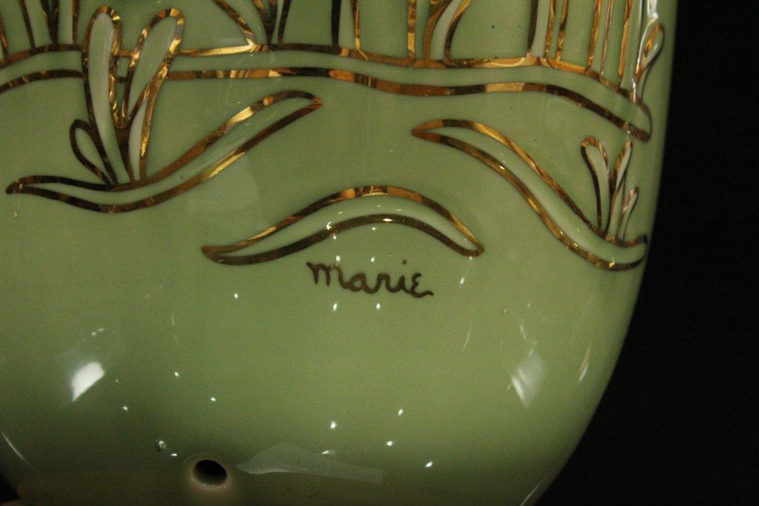 Mid-century Modern Atomic Age lamp - 3