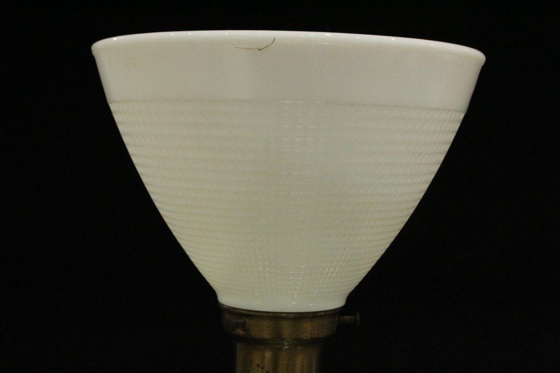 Mid-century Modern Atomic Age lamp - 4