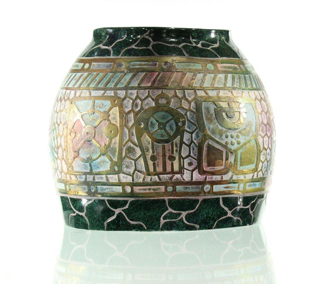 Contemporary Modern Vase planter