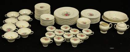 72 Pieces Wellesley Wedgwood England China Dish Set