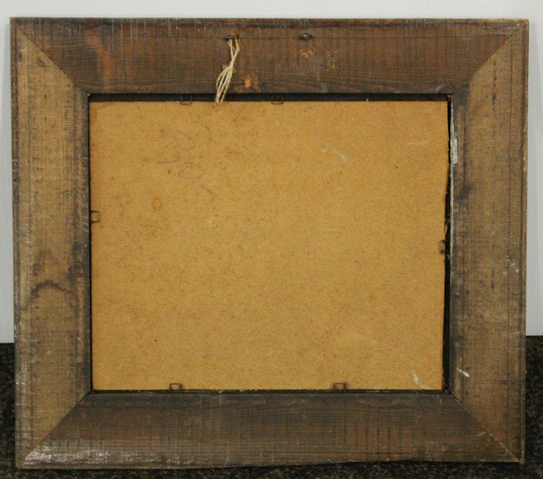 MORRIS KATZ 1983 Listed Jewish American CATSKILLS TREE - 3