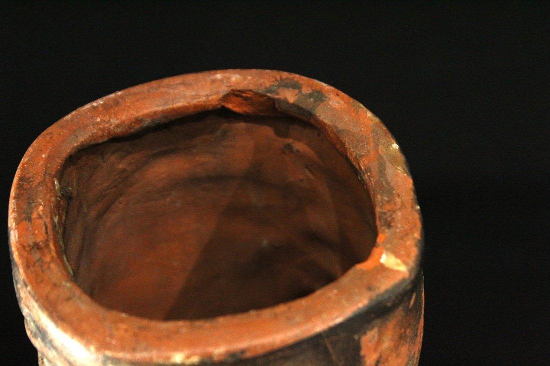 Mid-Century Modern TERRA COTTA SCULPTURE - METAMORPHIC - 6