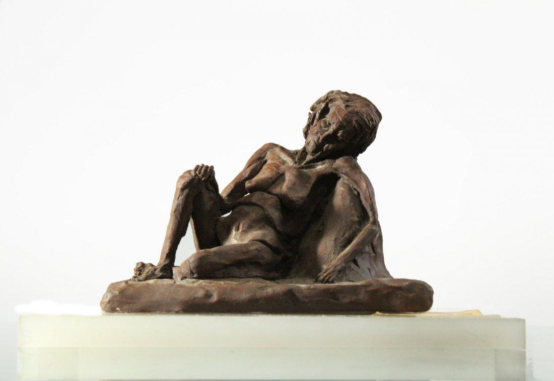 CAROLE DOERLE Bucks County Pa Sculptor FEMALE SCULPTURE