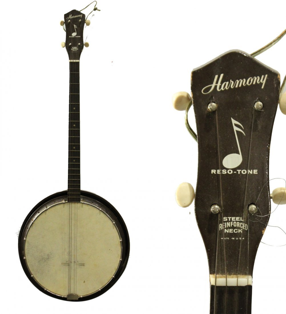 Vintage HARMONY BANJO