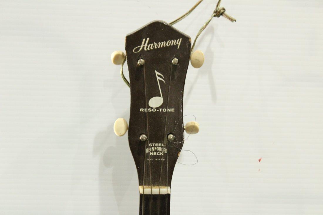 Vintage HARMONY BANJO - 2