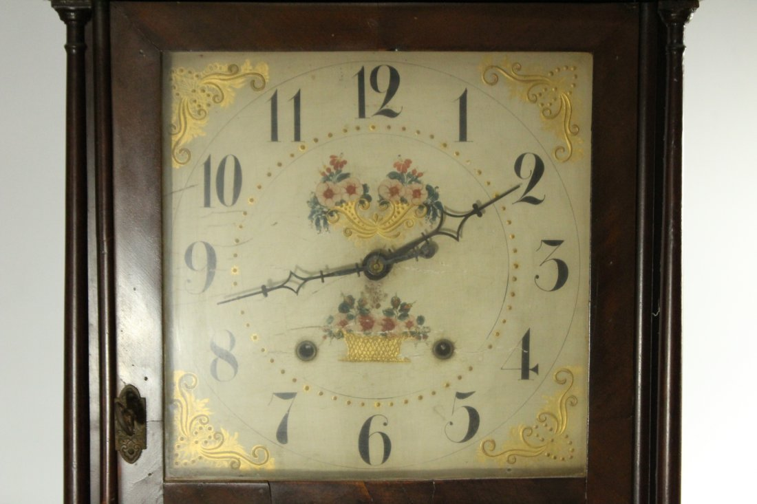 ELI TERRY / E TERRY & SONS Steeple Mantle Clock - 2