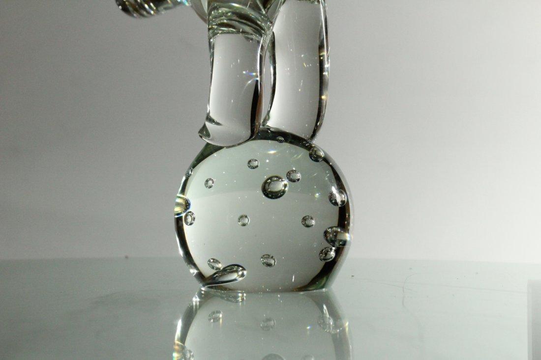 LICIO ZANETTI MURANO GLASS ELEPHANT Sculpture - 5