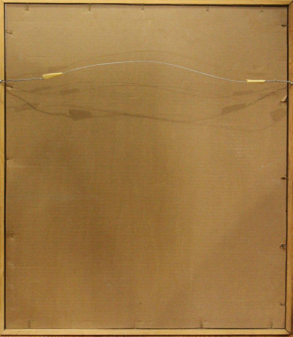 John Ward McClellan  (1908 -1986) Mid-Century ORIG. ART - 5