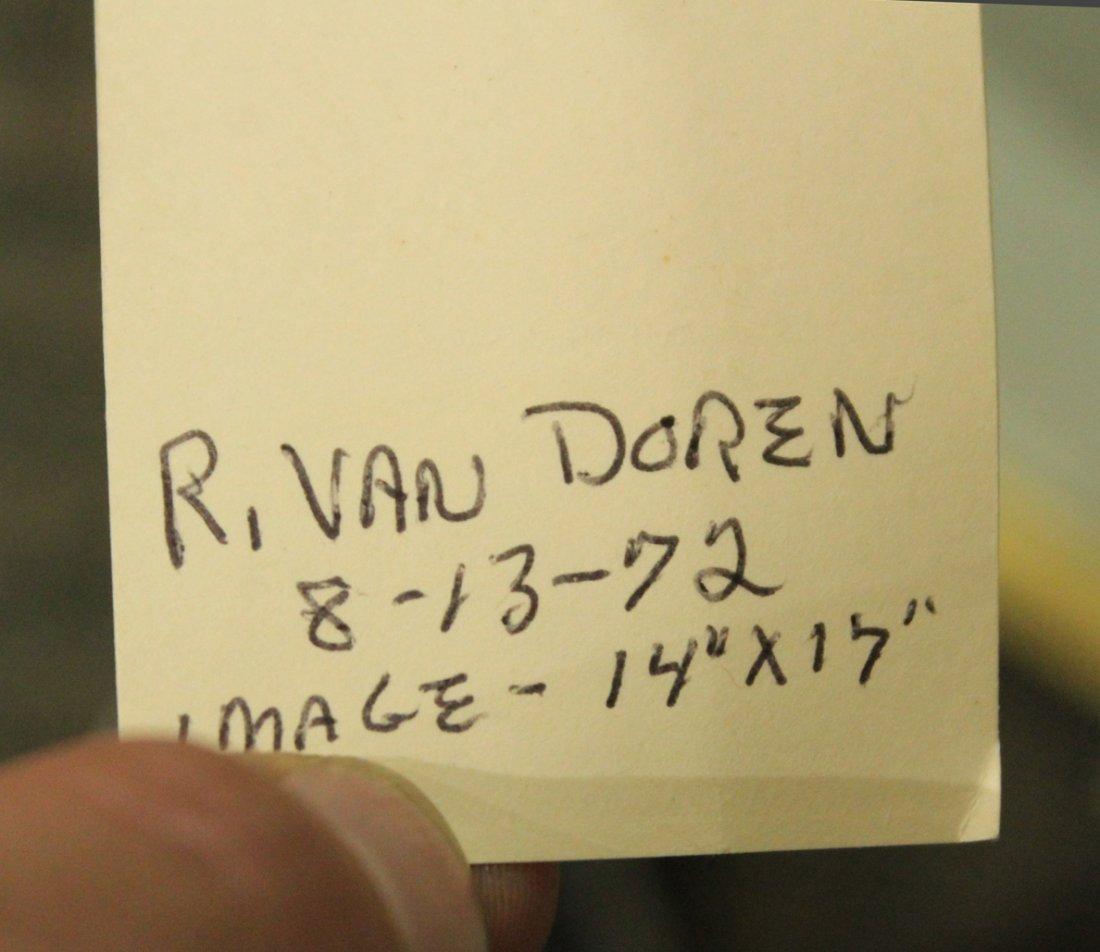 RAYMOND VAN DOREN 1906 - 1991 Mid-Century CONVERSATIONS - 4