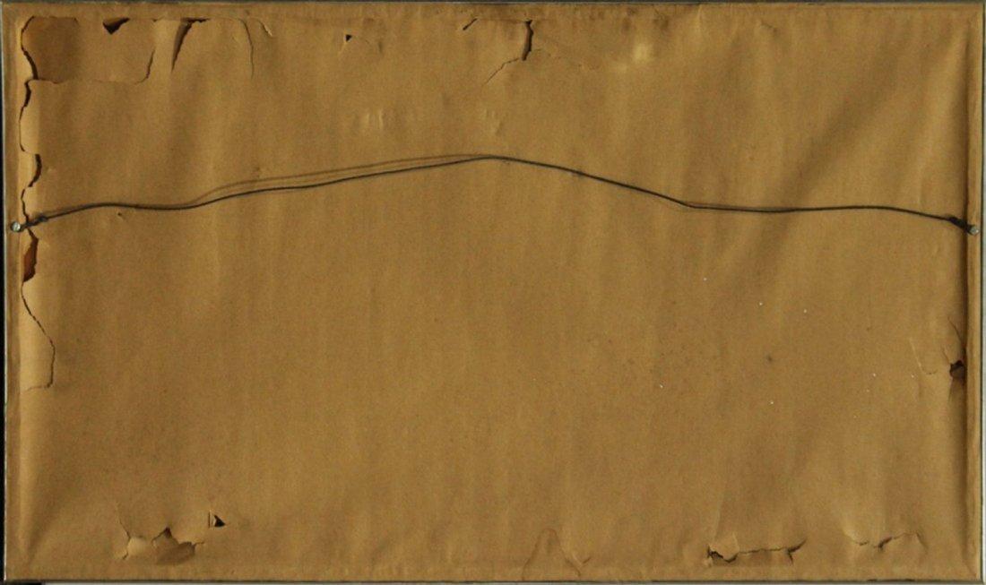 FRANCESCO PEREZ '70 BULL FIGHT Lithograph #23/120 - 5