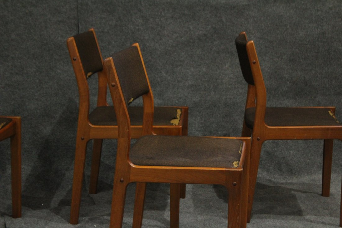 "Five [5] Mid-Century Design Chairs  ""d-Scan Singapore"" - 2"
