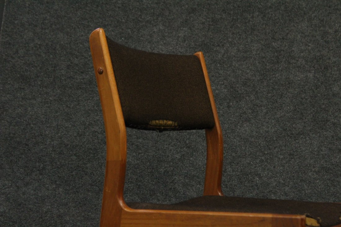 "Five [5] Mid-Century Design Chairs  ""d-Scan Singapore"" - 4"