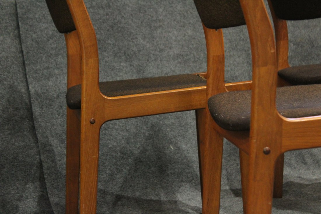 "Five [5] Mid-Century Design Chairs  ""d-Scan Singapore"" - 5"