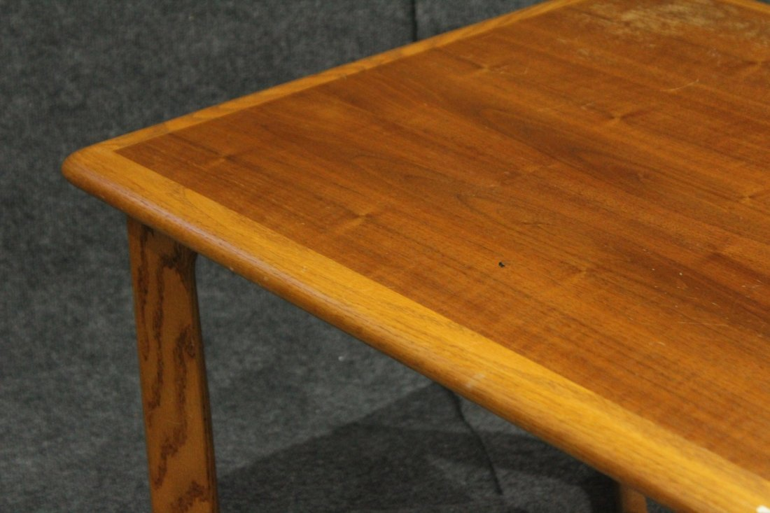 Mid-Century LANE ALTAVISTA Cross Base Occasional Table - 2