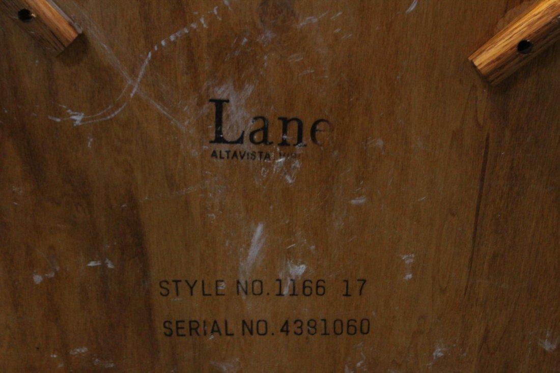 Mid-Century LANE ALTAVISTA Cross Base Occasional Table - 3
