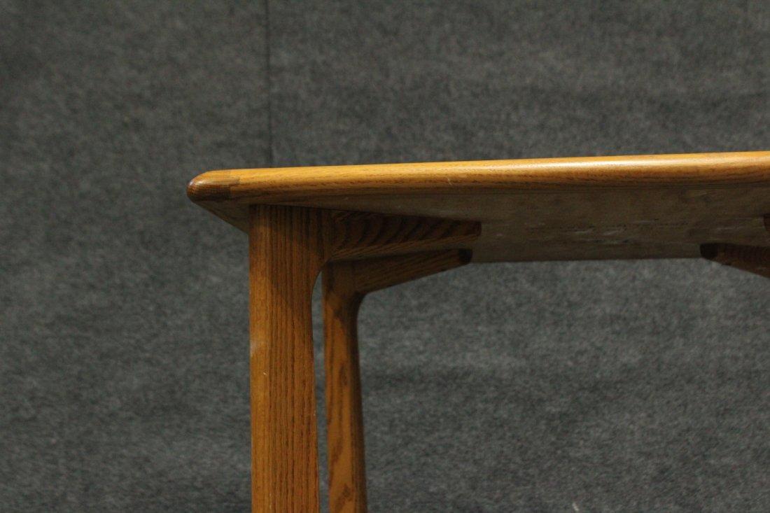 Mid-Century LANE ALTAVISTA Cross Base Occasional Table - 4