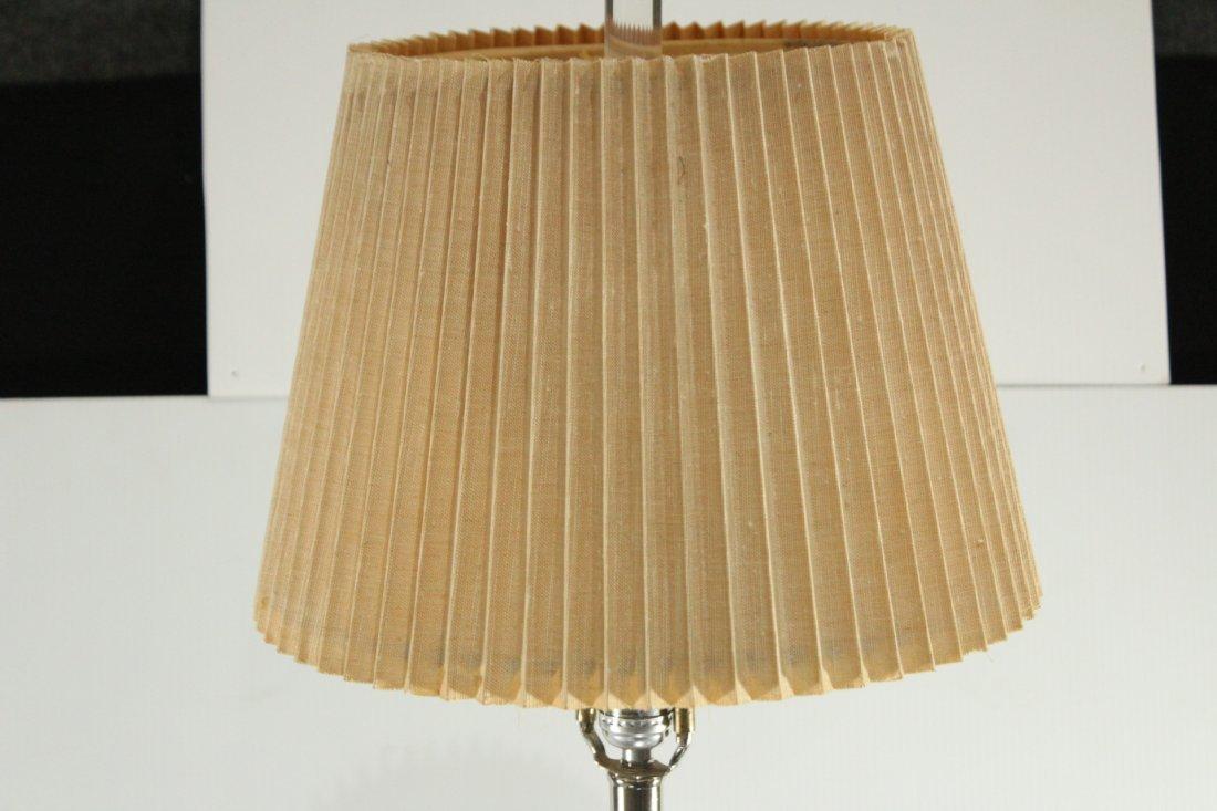 Modern Design Multi Color Tall Stick Lamp - 4