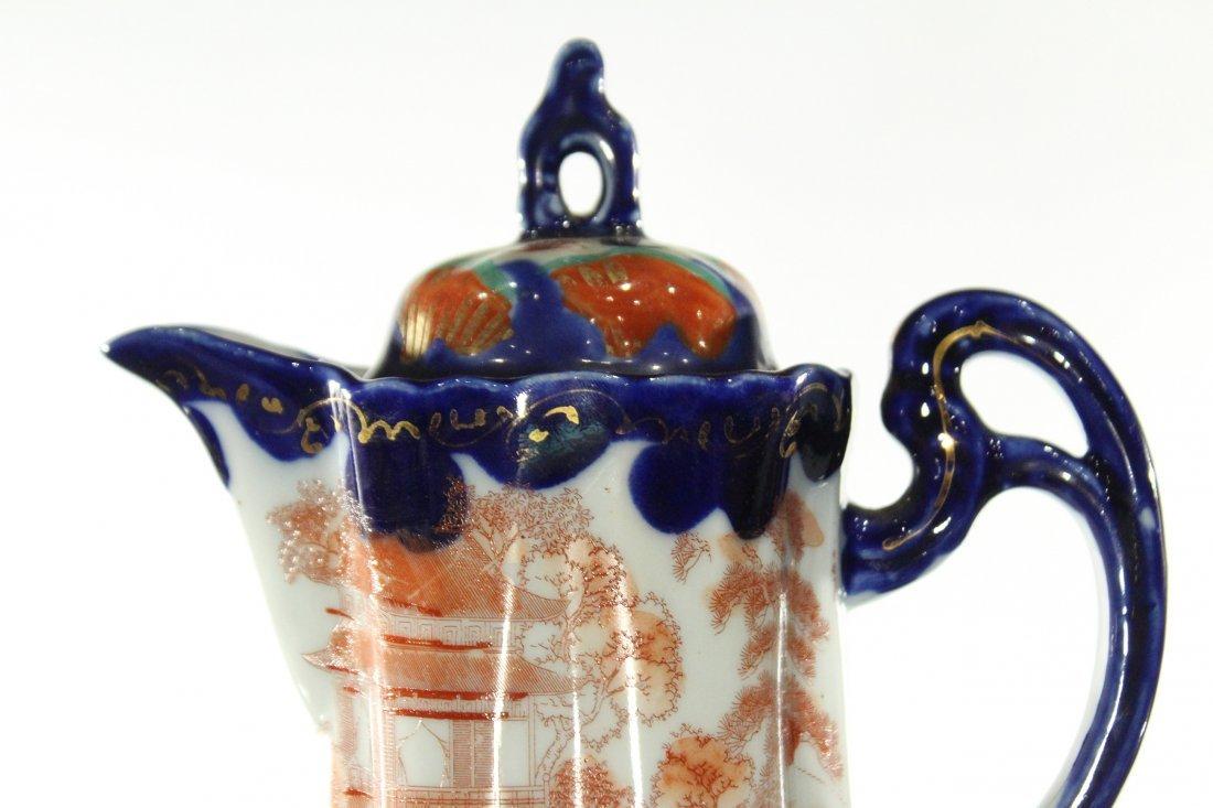 Vintage Japanese tea set, sighed - 4