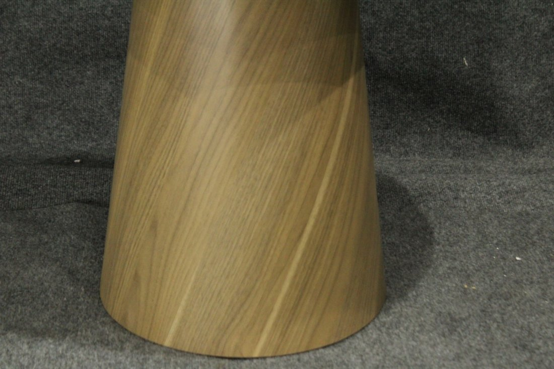 Mid-Century Modern Spinning Top Serving Stand - 3